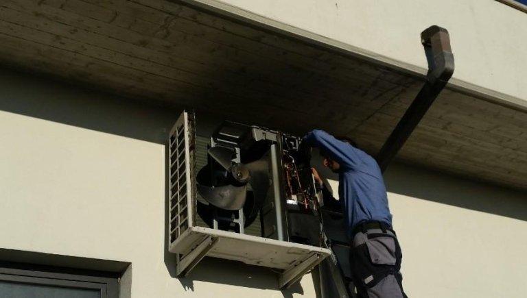 Impianti di condizionamento e trattamento aria