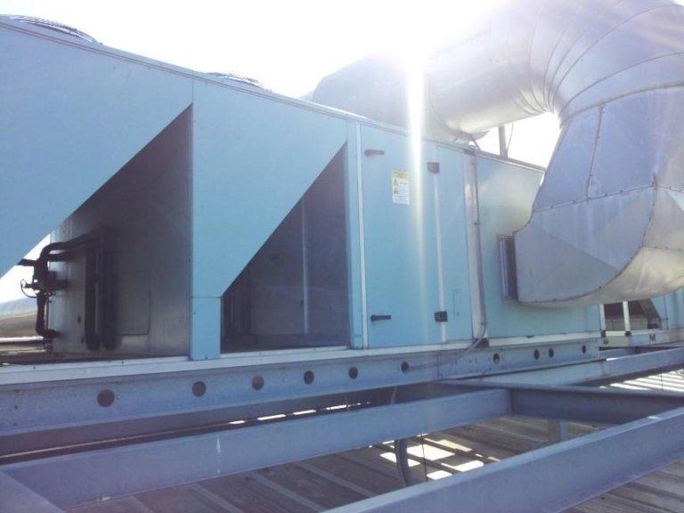 Manutenzione ed installazione di unità per il trattamento dell