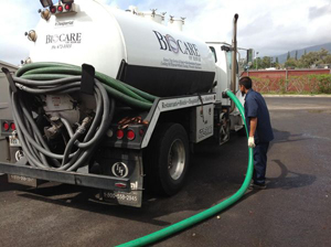 Professional grease trap cleaning from Bio Care of Hawaii in Honolulu, HI