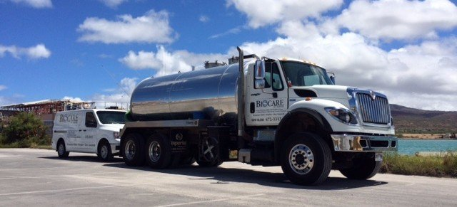 Grease Trap Pumping and Drain Cleaning Service of Oahu - Bio