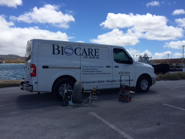Our company Bio Care of Hawaii vehicle in Honolulu, HI