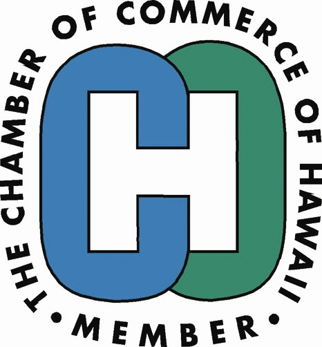 The chamber of commerce of hawai