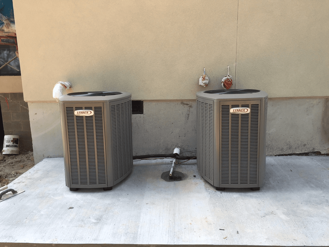 Air conditioning installation in Charlotte, NC