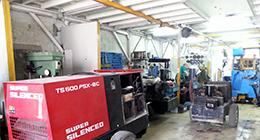 Manutenzione pompe idrauliche