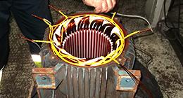 riparazione bobine