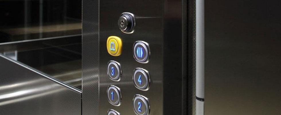 pulsantiere per ascensori