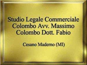 Studio Legale Commerciale Colombo