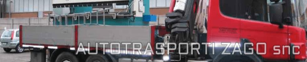 Autotrasporti Zago sng