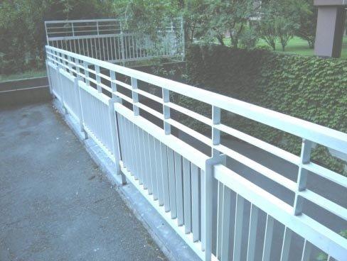 Innalzamento recinzione