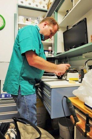 Laboratorio protesi