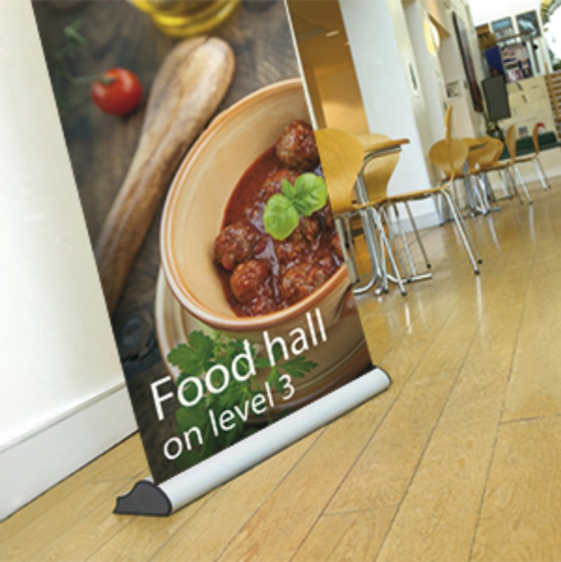 top-quality roller banner