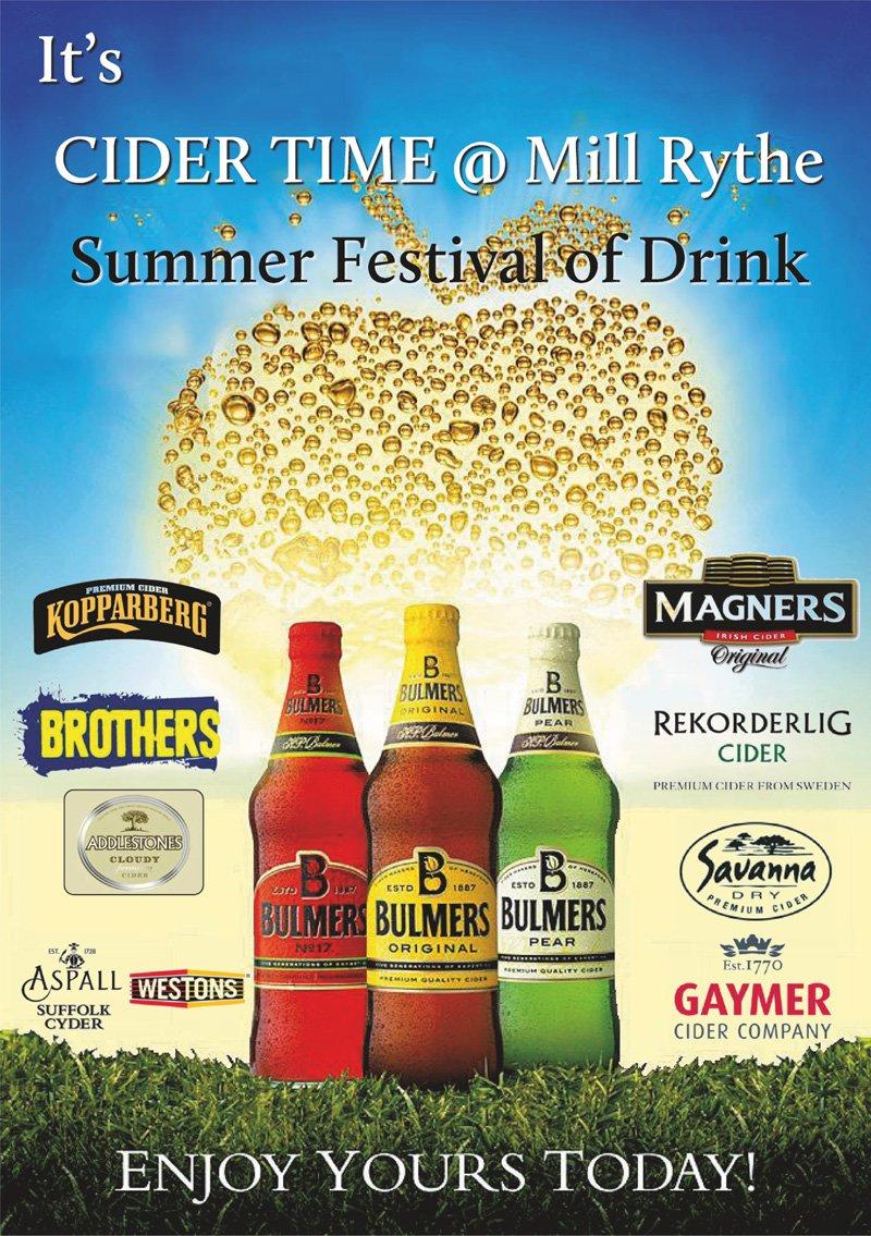 BULMERS poster