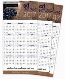 DL Fridge calendars