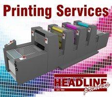 professional litho printing