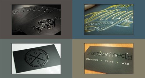 3D business cards in Havant Hampshire