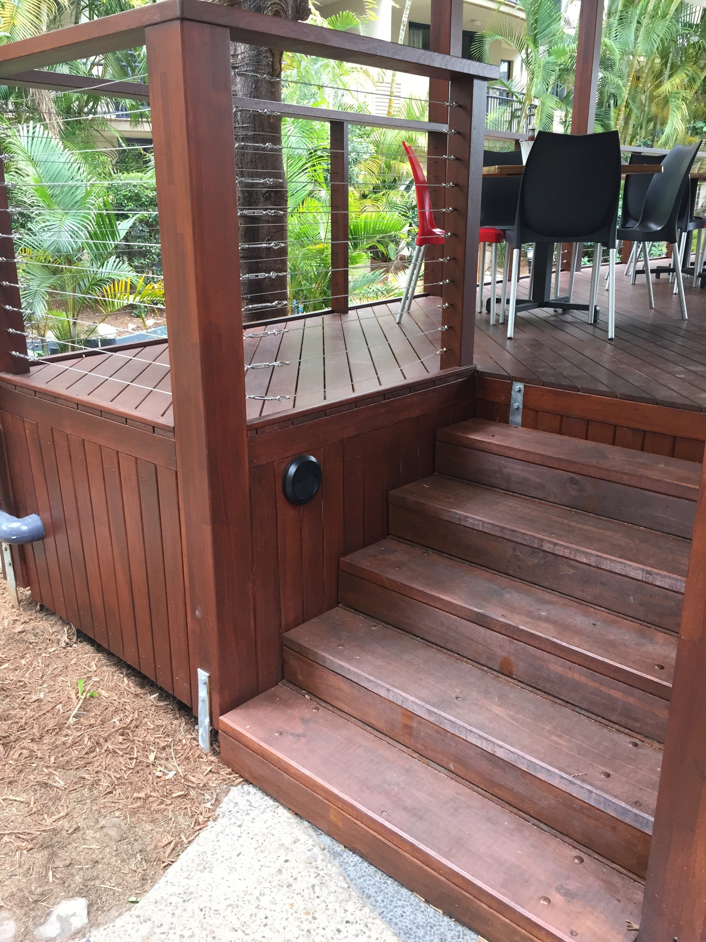 20 Timber Decking Designs That Can Append Beauty Of Your: Gold Coast Timber Deck Builder