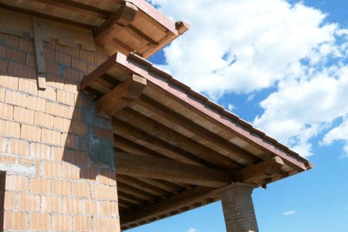 tetto legno riparazione