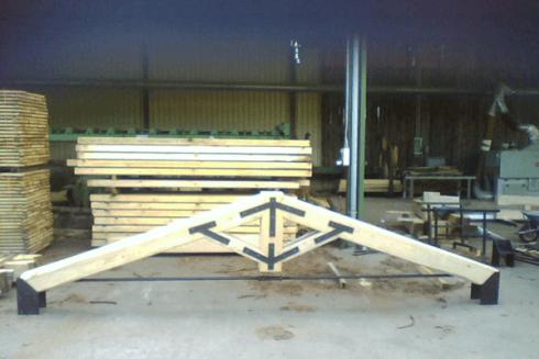 costruzione legno