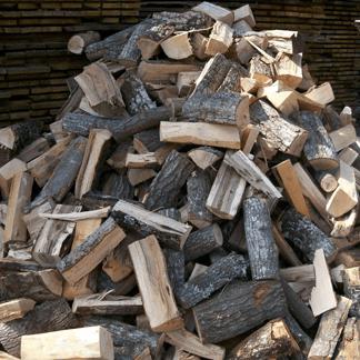 legna da bruciare