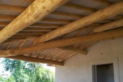 assistenza porticato legno
