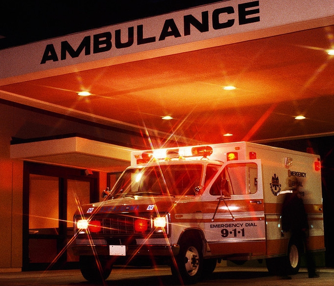 Ambulance for burn injury who needs a burn injury attorney in Lexington, SC