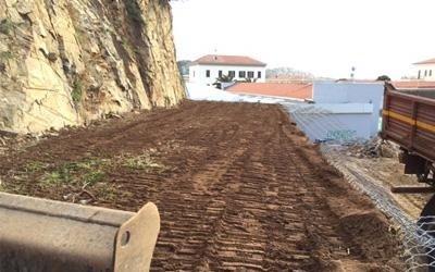 scavi lavori pubblici
