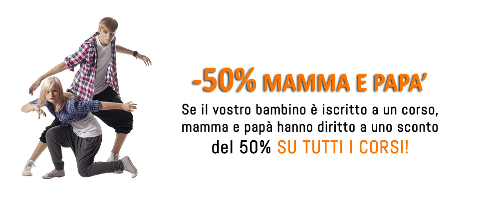 PROMO MAMMA E PAPA