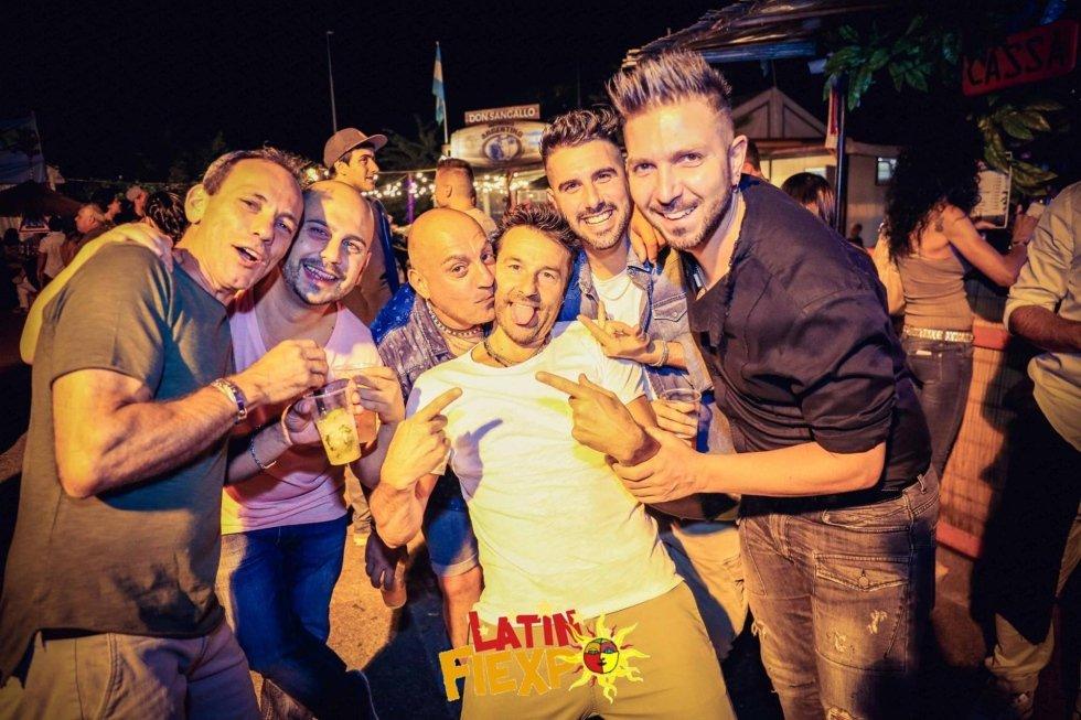 Ricordi dalla nostra estate Latinfiexpo