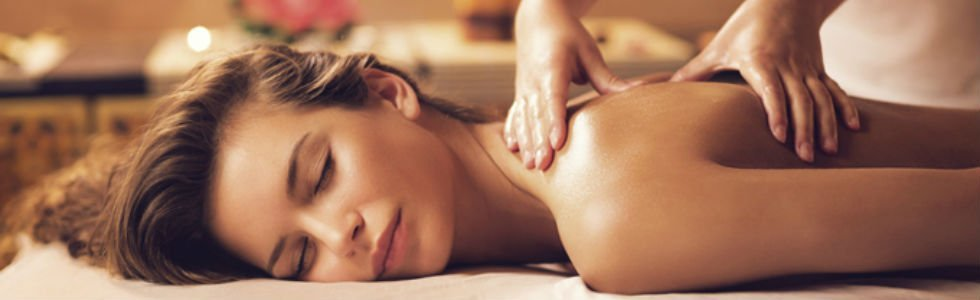 Sconto 20% su massaggi