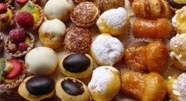 pasticcini  San Quirico D'Orcia