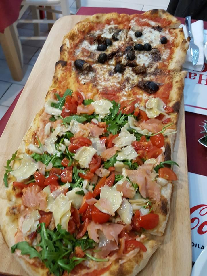 Pizza La Spianata Don Mateo e Tranviere