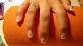 manicure, gel mani