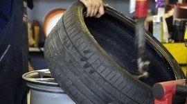 assetto ruote, sostituzione pneumatici