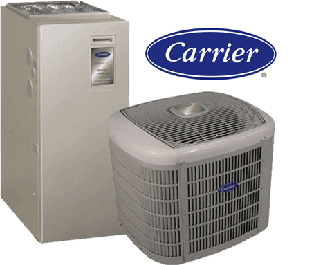 Carrier High Efficiency Heating & Cooling System