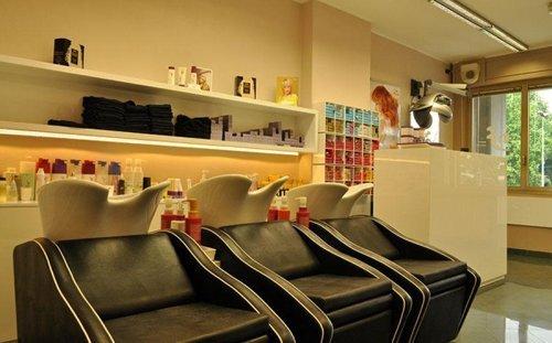 area lavaggio capelli