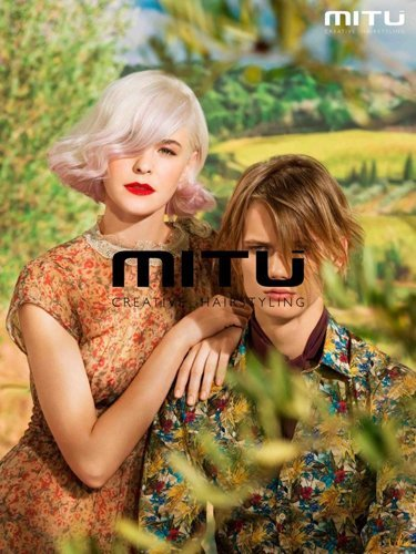marchio MITU stile creativo