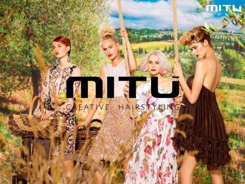 pubblicita`marchio MITU