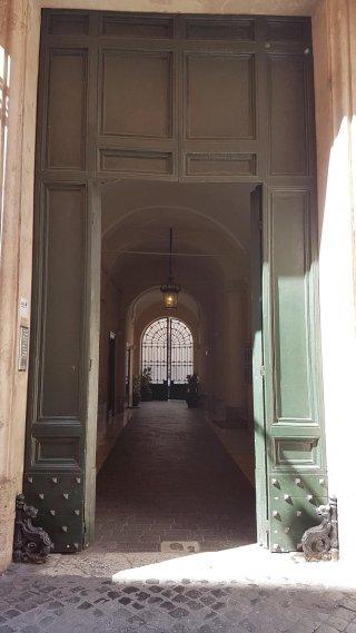 Francesco Longo e figli - ingresso