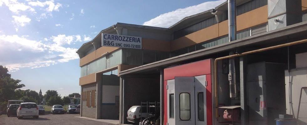 B & G carrozzeria forlì