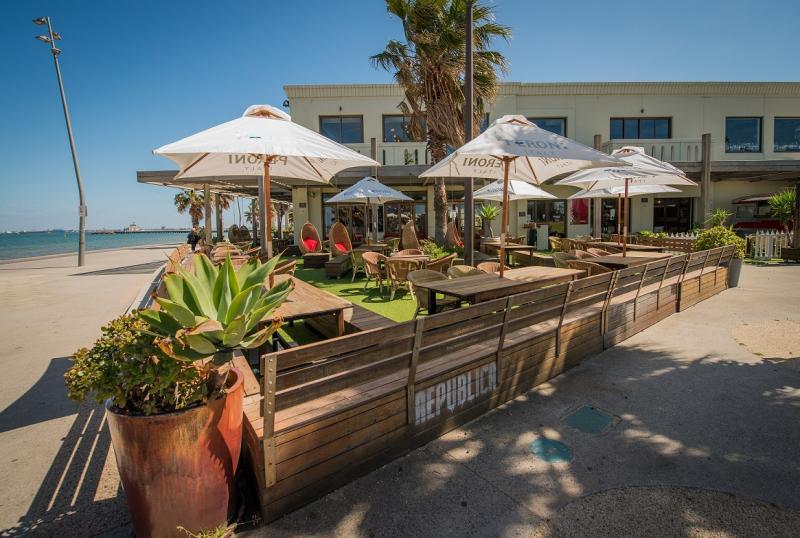 Private Room Restaurants St Kilda