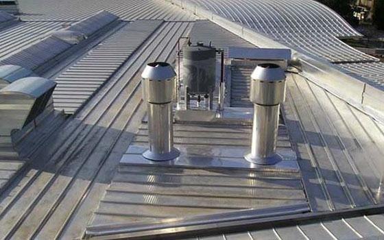 coperture in alluminio