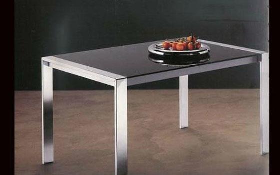 tavolo in alluminio