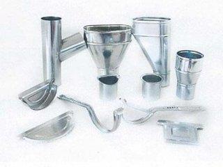 accessori lattoneria lamiera zincata