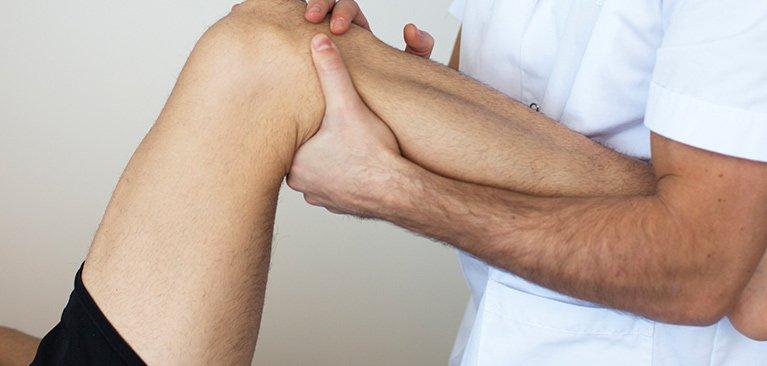 Боли в коленных суставах при диабете лечение