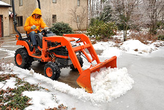 Snow Removal Greensboro, NC