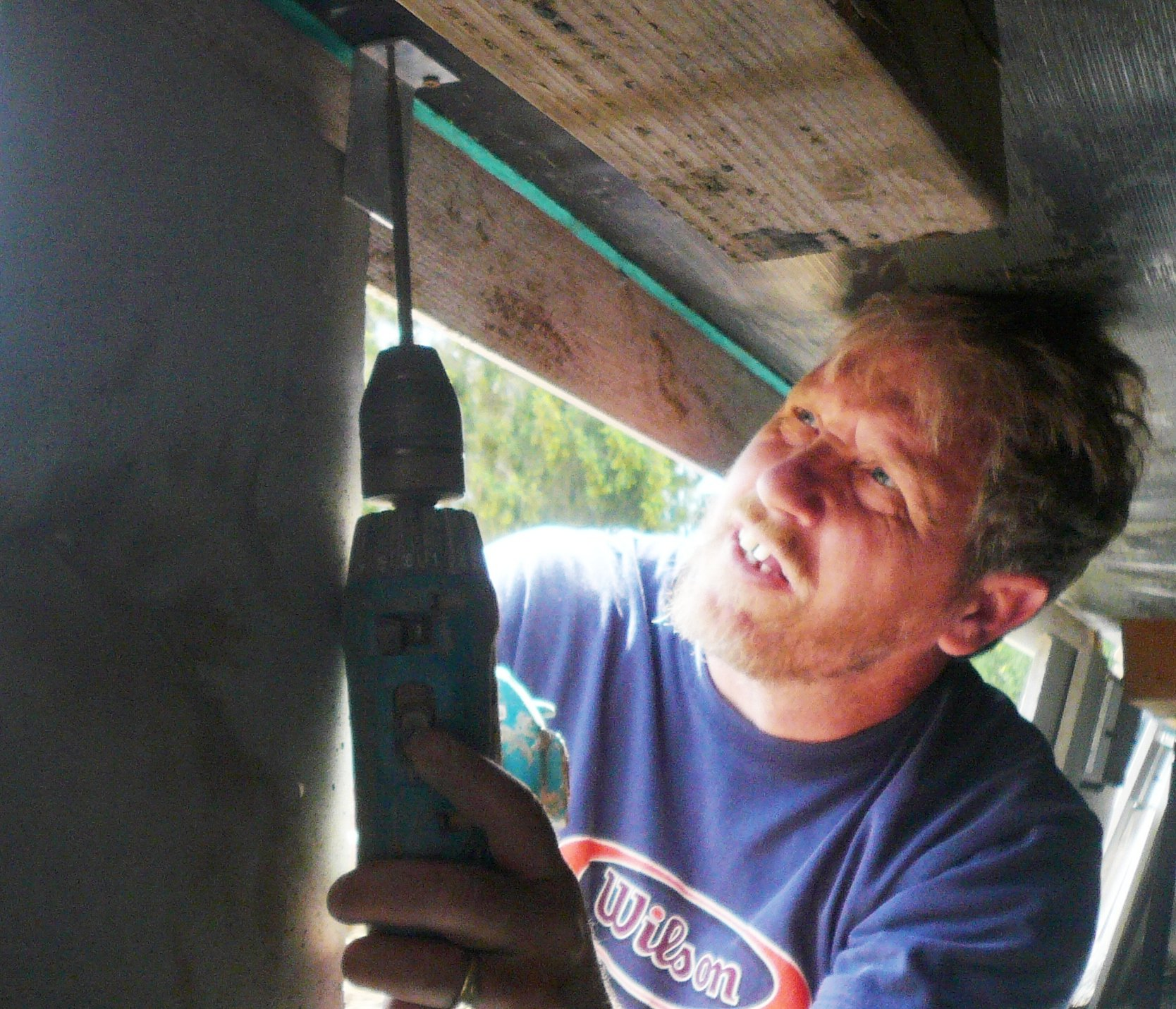Mobile Home Re-Leveling Service