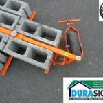 The Block Carrier insert is a great add -on feature that allows you to use the cart for more than one use.  Especially if you are re-leveling a manufactured home and need to carry new blocks under the home to replace cracked blocking.