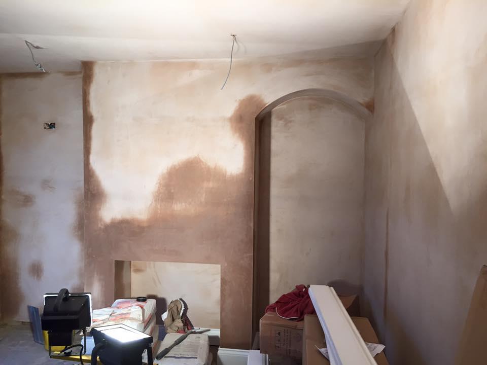 quality plastering work
