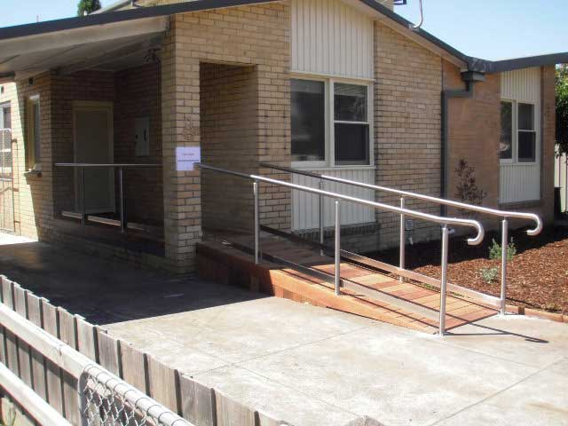 disability handrails