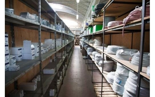 magazzino cavi